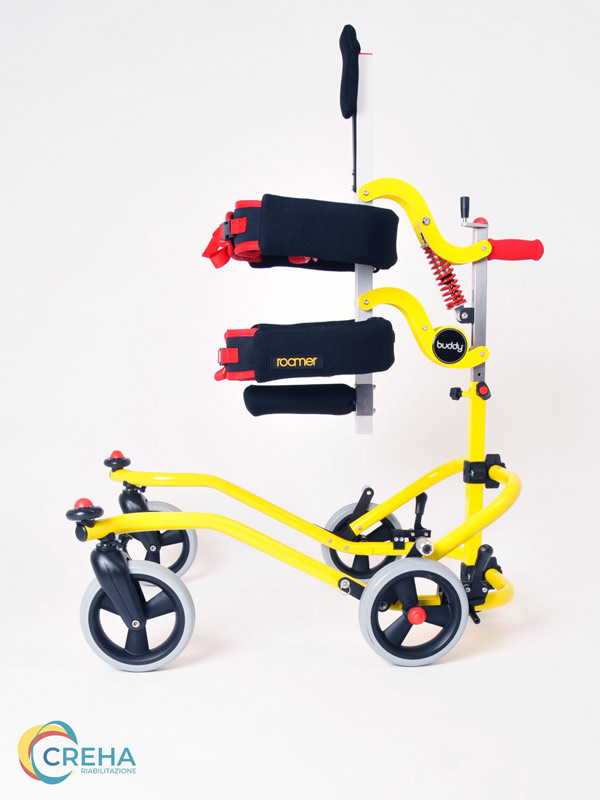 Deambulatore Bambino Disabile Buddy Roamer Laterale 02